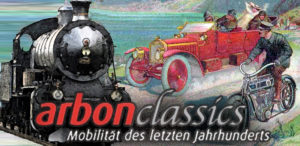 Arbon Classics Werbegrafik mit C 5/6